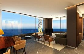 Luxury 4 bedroom apartments for sale in Cyprus. Spacious four-bedroom apartment with panoramic sea view in Limassol, Cyprus
