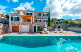 4 bedroom houses for sale in Southern Europe. Villa – Valldemossa, Balearic Islands, Spain