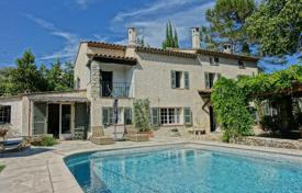 3 bedroom houses for sale in Mougins. Ancient renovated farmhouse with a garden and a swimming pool, in a quiet area, Mougins, France
