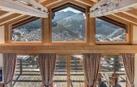 Luxury 4 bedroom houses for sale in Central Europe. Chalet in prestige Verbier
