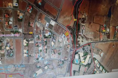 Development land for sale in Nicosia. 653m² Residential Plot in Strovolos