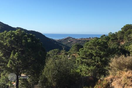 Development land for sale in Benahavis. Plot for sale in Monte Mayor, Benahavis