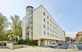 Apartments for sale in Bavaria. Flat with furniture in the center of Nurenberg, Germany. Yield of 3.8%.