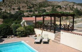 For sale 2 Bedroom 2 Bath villa with Swimming Pool Fully Furnished and Equipped at Akoursos Village for 199,000 €