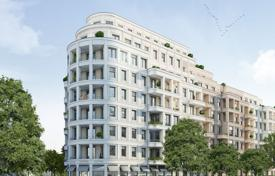 Luxury residential for sale in Germany. Elite penthouse with a rooftop terrace, in a new residential complex, near Kurfurstendamm boulevard and Potsdamer Platz, Schöneberg, Berlin