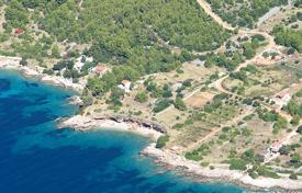 Residential for sale in Hvar. Building land on island Hvar