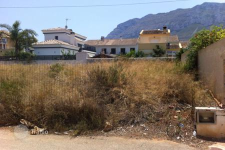 Land for sale in Denia. Development land – Denia, Valencia, Spain