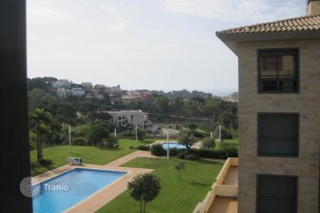 4 bedroom apartments for sale in Costa Brava. Luxury apartment with sea view in a prestigious area of Lloret — Monterrey
