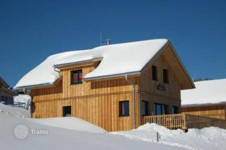 Cheap houses for sale in Central Europe. Chalet in the Austrian Alps
