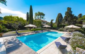 Cap D'antibes — Belle Epoque Villa — Sea View — 6 Bedrooms — Tennis Court for 30,000 € per week