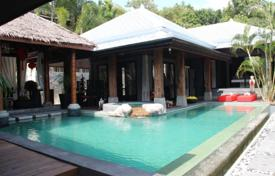 2 bedroom villas and houses to rent in Ko Samui. Family villa in Bophut