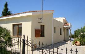 Houses for sale in Kathikas. Three Bedroom Bungalow