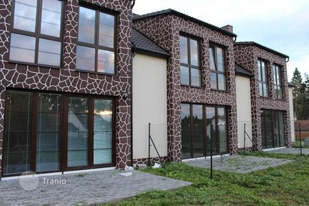 Townhouses for sale in the Czech Republic. Terraced house – Dobřejovice, Central Bohemia, Czech Republic