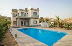 Coastal houses for sale in Limassol. Villa – Agios Tychon, Limassol, Cyprus