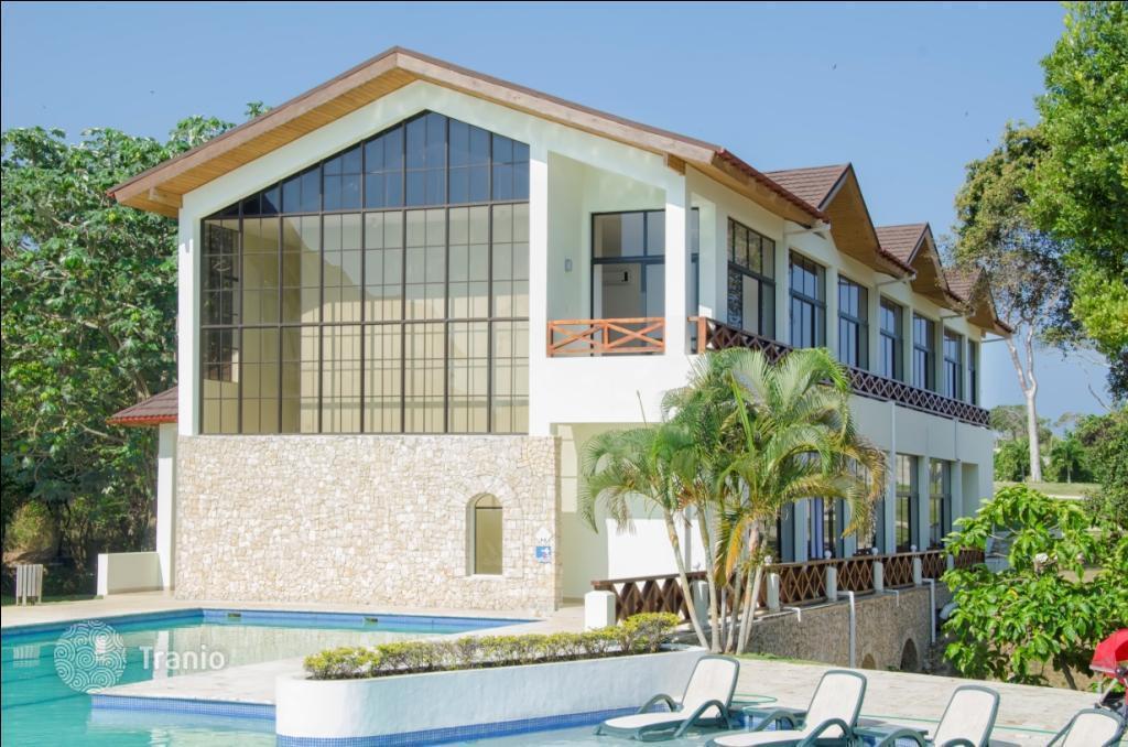 Купить дом в доминикане на берегу карибского моря недорого