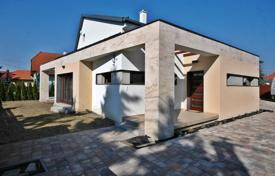 Houses from developers for sale in Central Europe. Detached house built with very high standards on the northern coastline of Lake Balaton