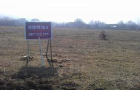 Development land for sale in Mtskheta-Mtianeti. Land is located at the end of Saguramo, the total size is 20300sq. m, but minimum 3000sq. m can be sold.