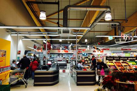 Supermarkets for sale in Germany. Supermarket in Saxony with a 8% yield