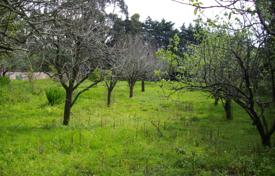 Development land for sale in Lisbon. Two spacious plots of land for real estate building, near the golf club, Sintra, Lisbon, Portugal