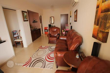 Residential for sale in Larnaca. Furnished apartment with a covered terrace in the center of Larnaca