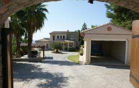3 bedroom villas and houses by the sea to rent overseas. Villa – Moraira, Valencia, Spain