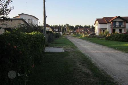 Cheap land for sale in Marupe municipality. Land for house construction in Riga region, Latvia