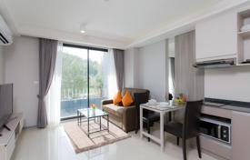 Apartments from developers for sale overseas. Studio condo for sale in Surin Beach