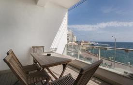 Apartments for sale in Sliema. Seafront fully furnished apartment in Sliema
