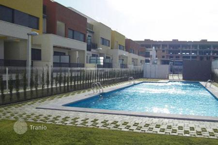 Townhouses for sale in Mutxamel. Terraced house – Mutxamel, Valencia, Spain