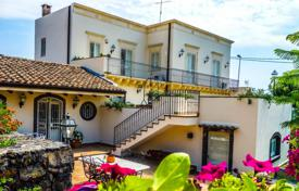 Houses with pools for sale in Italy. Recently restored villa with sea views, Aci Castello, Sicilia, Italy