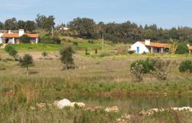 5 bedroom houses for sale in Portugal. 2 country houses on huge private plot with great views, near Vila Nova de Milfontes