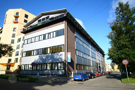 Office buildings for sale in Latvia. Office building in the center of Riga with a 6,7% yield