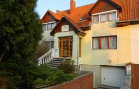 Spacious house with four balconies, a terrace and a garden, near the lake, Heviz, Zala, Hungary for 281,000 $