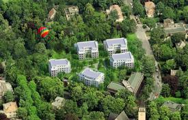 New home from developers for sale in Germany. New two-bedroom apartment with terrace and garden of 125 m² in the modern complex next to the lake, Schlachten area, Berlin