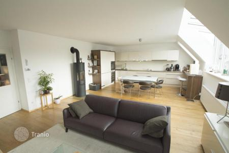 4 bedroom apartments for sale in Austria. Sunny and quietly located rooftop apartment with 4 bedrooms, balcony and large terrace near Volksoper, Vienna, Austria
