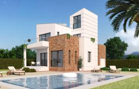 Residential for sale in Los Alcazares. Designer villa with private pool and covered garage in Los Alcázares
