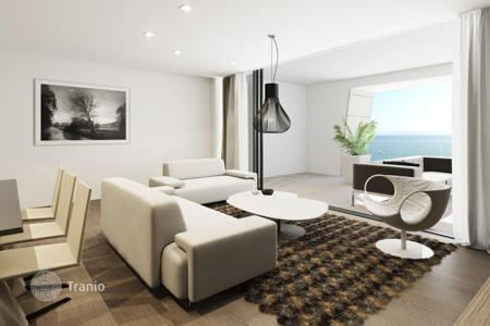 3 bedroom apartments for sale in Croatia. Comfortable apartment with sea view in new residential complex, Crikvenica, Croatia