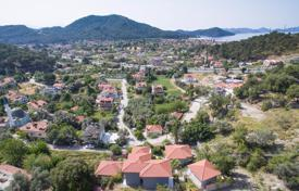 2-storey sea-view villa in Göcek (20 km to Dalaman, 30 km to Fethiye) on a complex of 6 villas with a swimming-pool, 200 meters from the sea for $300,000