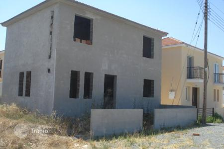 Cheap 3 bedroom houses for sale in Cyprus. Three Bedroom Unfinished House