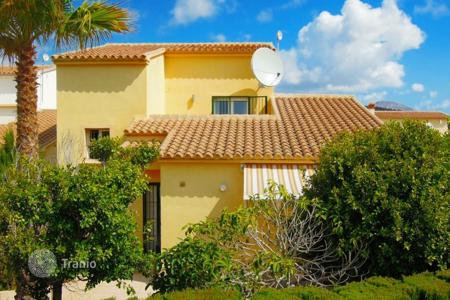 Cheap 3 bedroom houses for sale in Costa Blanca. Villa – Benitachell, Valencia, Spain