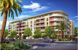 Cheap new homes for sale in Menton. Comfortable apartment in a picturesque residence with a garden in Menton, Côte d'Azur, France