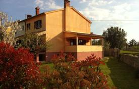 Modern house with a terrace and a garden, near the beach, Fazana, Istria County, Croatia. Price on request