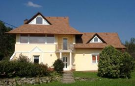3 bedroom houses for sale in Hungary. Two-level house on the outskirts of the forest overlooking Lake Balaton, Hungary