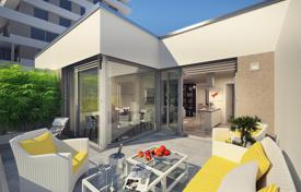 Property for sale in Germany. New two-bedroom apartment near the park, in Gallus area, Frankfurt