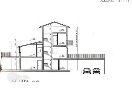 Houses for sale in Liguria. Townhome – Province of Imperia, Liguria, Italy