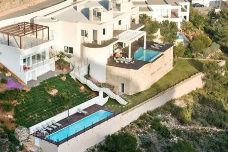 Coastal residential for sale in Ibiza. Villa - Roca Llisa, Ibiza, Balearic Islands,  Spain