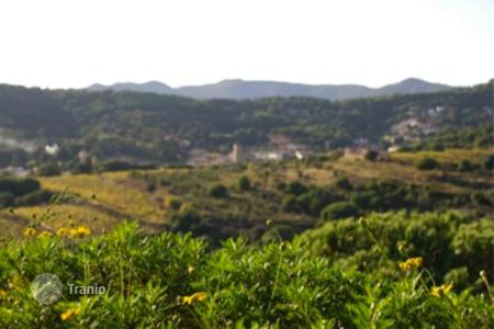 Land for sale in Catalonia. Development land – Teià, Catalonia, Spain