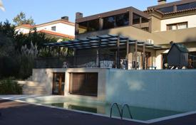 Spacious villa with a pool, a balcony and a garden, Alcabideche, Portugal for 4,910,000 $