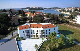 1 bedroom apartments by the sea for sale in Croatia. New home – Pješčana Uvala, Istria County, Croatia