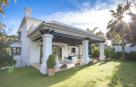 Three-storey luxury villa, Golden Mile, Marbella, Spain for 2,390,000 €